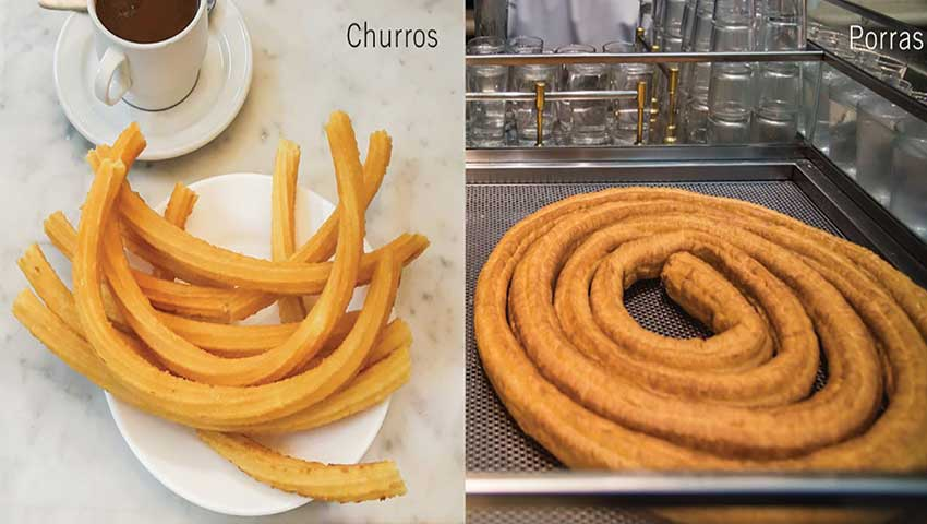 Churros-and-Porras